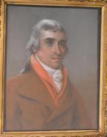 Fine Pastel Portrait of George Botham (4 of 8)