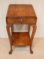 Burr Maple Occasional Table (4 of 10)