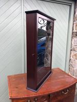 Mahogany Glazed Shop Display Cabinet (3 of 5)