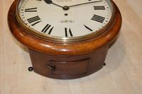 Gale Bros Lyme Regis Fusee Dial Wall Clock (2 of 4)