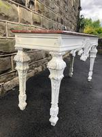 Decorative Marble Top Console Table (3 of 8)