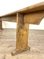 Long Antique Pine Bench (3 of 10)