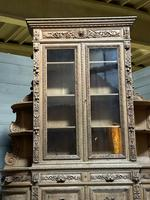 Magnificent French Carved Oak Hunting Sideboard (19 of 23)