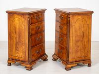 Pair of Yew Wood Oyster Chests (4 of 10)
