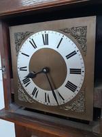 Oak Chiming Clock (7 of 8)