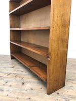 Early 20th Century Antique Oak Bookcase (7 of 9)