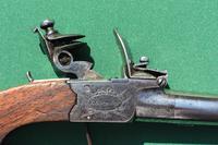 Late 18th Century Flintlock Pocket Pistol by Osborn, London (3 of 6)