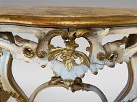 A pair of Louis xvi Giltwood Console tables for restoration (3 of 9)