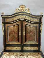French 19th Century Louis XV Style Boulle Dressing Table (3 of 13)