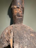 Rare & Old Two Faced Mumuye Sukuru Shoulder Mask (8 of 8)
