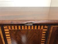 Antique George III Mahogany Bureau (15 of 25)