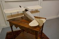 Model of a French WW1 Biplane in Wood (7 of 12)