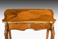 Fine Quality Kingwood Occasional Table (6 of 7)