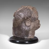 Large Antique Decorative Ammonite, English, Fossil, Geological Ornament c,1910 (3 of 12)
