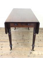 19th Century Mahogany Pembroke Table (2 of 9)