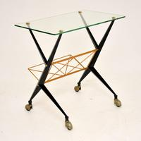1960's Vintage Italian Side Table by Angelo Ostuni (11 of 13)