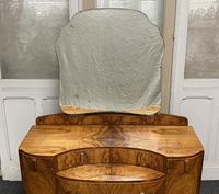 Burr Walnut Art Deco Dressing Table (2 of 14)