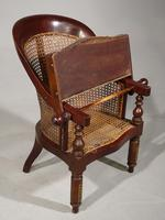 Early 19th Century Child's Metamorphic Hoop Backed Canework Chair (5 of 7)