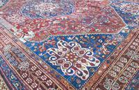 Antique Kashgai Carpet (2 of 7)