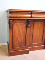 Antique Victorian Chiffonier Sideboard Base (6 of 14)
