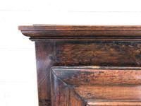 Antique Oak Cupboard on Stand (6 of 13)