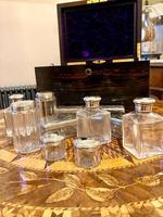 Antique Coromandel Dressing Box With Bottles, Bramah Lock, Secret Drawer (4 of 10)