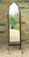 Antique Cheval Dressing Mirror (2 of 6)