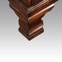 Walnut Pedestal Desk by Waring and Gillow (2 of 18)