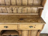 Large Victorian Antique Pine Dresser (8 of 17)