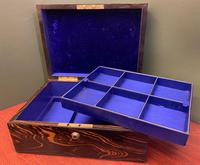 Good Quality Fully-fitted Coromandel-wood Jewellery Box (5 of 6)