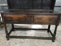 Beautiful 18th Century Oak Dresser (2 of 6)