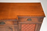Regency Style Mahogany Grill Front Sideboard (8 of 12)