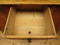 Victorian Rustic Antique Pine Sideboard Kitchen Unit (5 of 22)