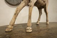 Large 19th Century Carved Indian Horse - Original Paint (9 of 14)