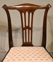 19th Century Mahogany Childs Chair (3 of 6)