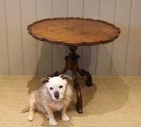 Good Quality Low Walnut Table (4 of 10)