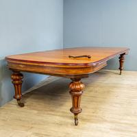 Victorian Winding Dining Table (2 of 18)