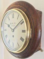 Eight Day Fusee British Rail Railway Clock (4 of 9)