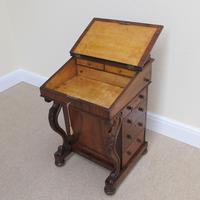 Walnut Davenport Desk (4 of 9)