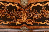 19thc Louis XV Style Marquetry Bureau en Pente (8 of 14)