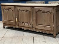 French Bleached Oak Enfilade or Sideboard (5 of 11)