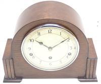 Fine Garrard Art Deco Mantel Clock 8 Day Westminster Chime Mantle Clock (2 of 11)