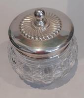 Silver Powder Pot (2 of 7)