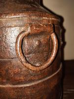 18th Century Iron Banded & Riveted Cream Can (8 of 13)