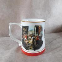 Battle of  Waterloo Commemorative Tankard (3 of 5)