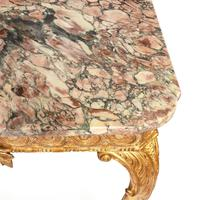 Victorian Giltwood Console Table (9 of 11)