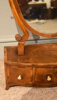 George III Hepplewhite Design Dressing Mirror (5 of 5)
