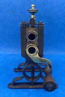 Victorian Steel & Brass Crimping Machine (3 of 7)
