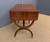 Splendid 19th Century Mahogany Sofa Table (19 of 22)