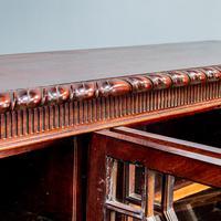 Edwardian Glazed Bookcase (6 of 7)